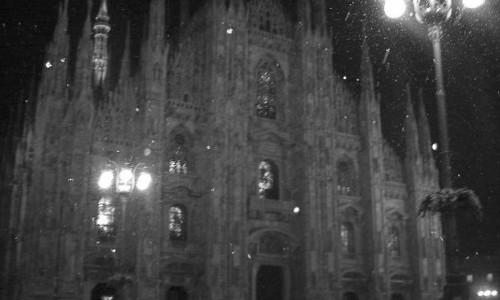 Cosa fare a Milano il giorno di Natale se Piazza del Duomo è sotto la neve?