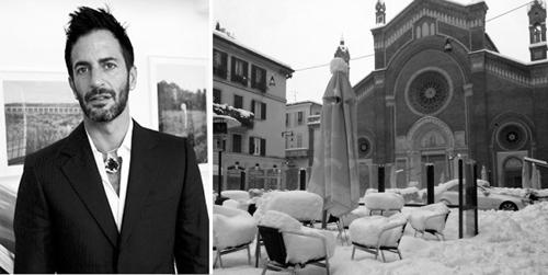 Marc Jacobs Cafè a Milano: svegliatevi milanesi!