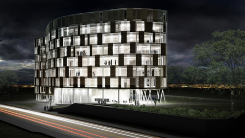 Milano architettura ecosostenibile 1: nasce MilanoFiori NORD Office Building