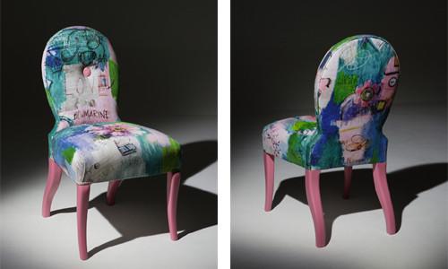 Blumarine Home Collection al Salone del Mobile 2010