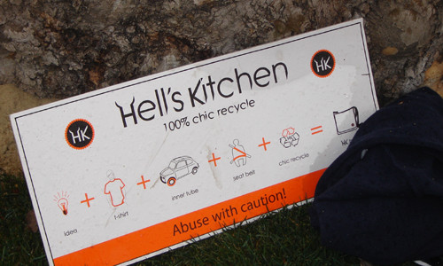 Hell's Kitchen al Fuorisalone. Cook Your Bag!