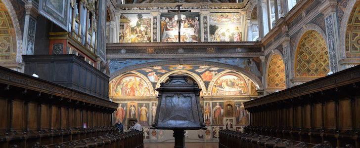 San Maurizio alMonastero: un libro svela i segreti della Cappella Sistina di Milano!