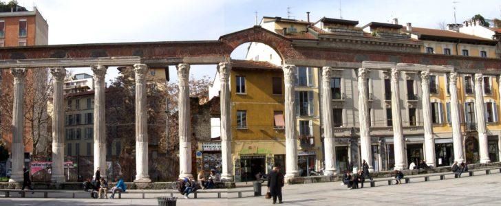 Ferragosto a Milano? Sulle tracce della antica Mediolanum Romana!
