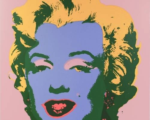 Andy Warhol all'Upim temporary store di Milano