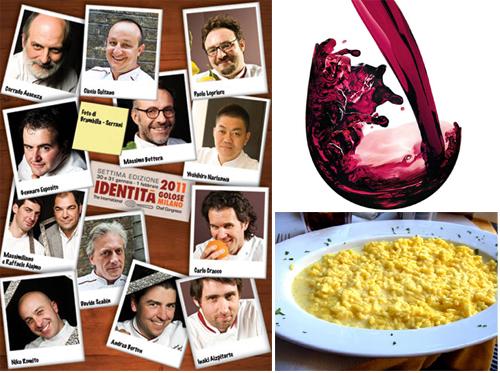 Aperitivo con Risotto, a Milano arriva Identita' Golose per Anlaids