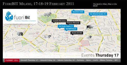 Siamo tutti fuori di BIT! Happy Hours, Notte Bianca in Brera, app per iPhone, e molto altro a Milano