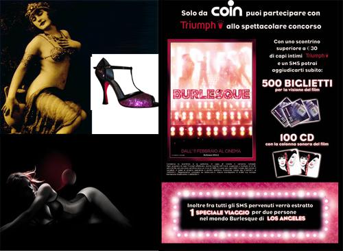 Fenomeno burlesque, e' mania a Milano fra San Valentino e San Faustino!