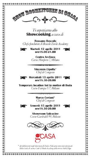 Fuori Salone 2011, si parte! A Milano, gli eventi del 12 aprile