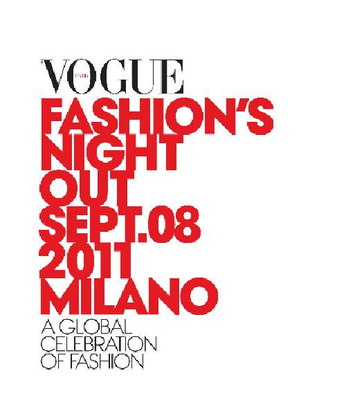 Vogue Fashion Night's Out 2011 calendario, indirizzi e tutti gli eventi della notte bianca della moda