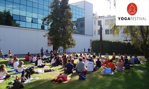 Domenica di Yoga Festival, ultima chiamata