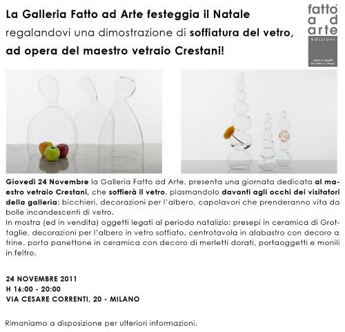 Natale Fatto ad Arte a Milano