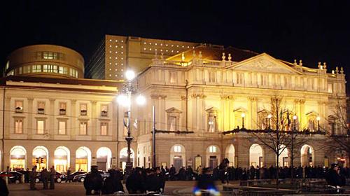 A La Scala da 5 euro, Prove Aperte e l'Ospedale Bazzi