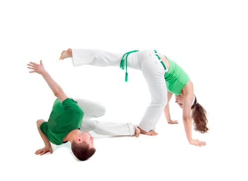 Capoeira a Milano alla Capoeira Fitness First