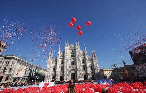 San Valentino con Città nascosta Milano
