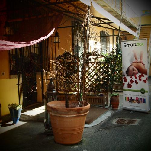Blocco del traffico a Milano? Mi faccio un Moresko Hammam Café!