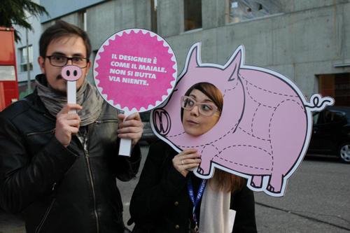 Fuori Salone 2012: Design Bitches, ironia e provocazione in via Tortona