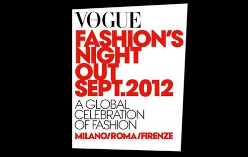 VFNOU – Milano Vogue Fashion's Night Out 2012