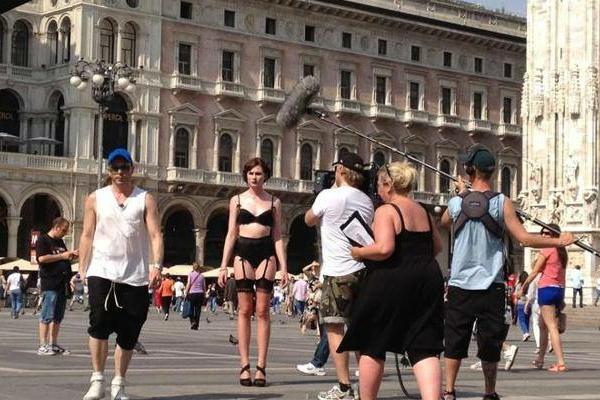 Pomodori (marci) e un Festival alternativo per il cinema a Milano