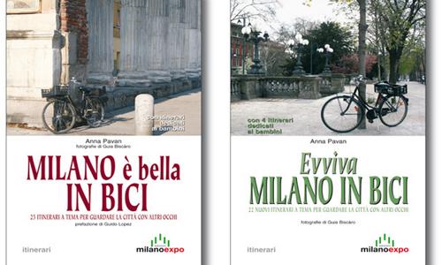 Milano è davvero Bella in Bici, lo dicono anche i libri