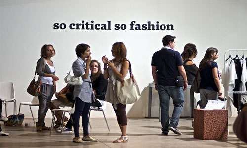 So Critical So Fashion 2012