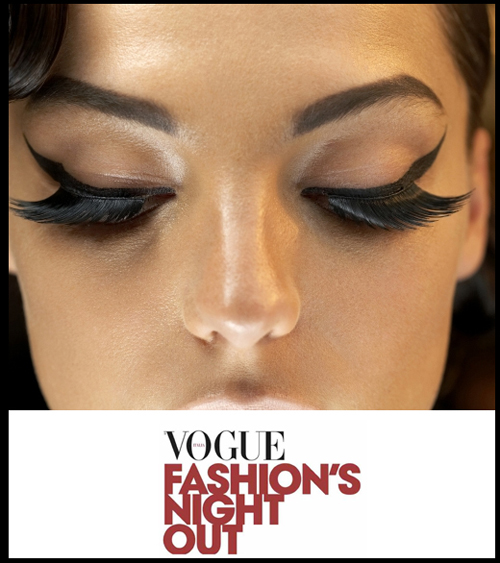 Vogue Fashion's Night Out 2012: si parte!