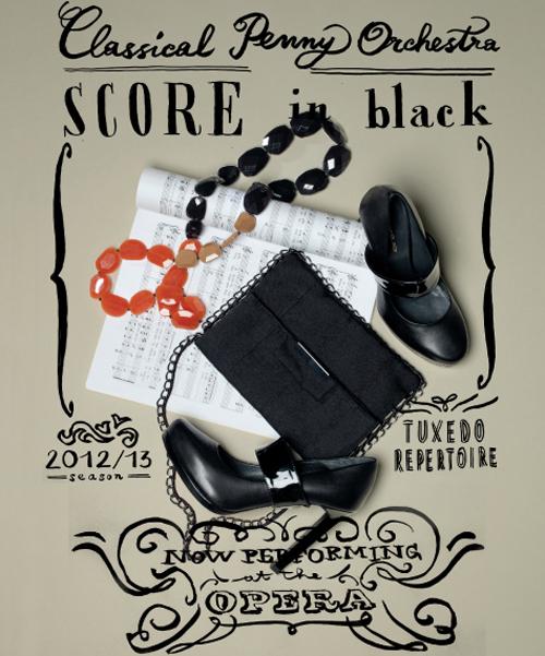 """Pennyblack a caccia di fabulous Pennyband ed una collezione autunno inverno 2012 2013 """"sonora"""""""