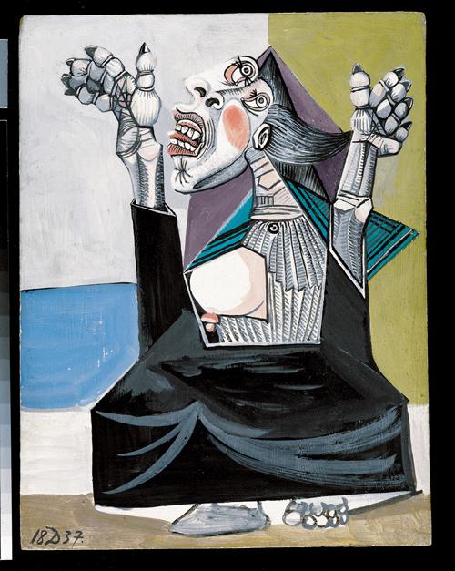 Picasso a Palazzo, una mostra REALE