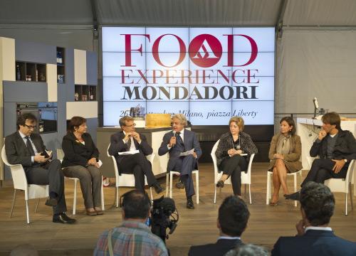 La Sicilia si gusta alla Milano Food Experience Mondadori
