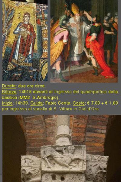 Una visita a Sant'Ambrogio