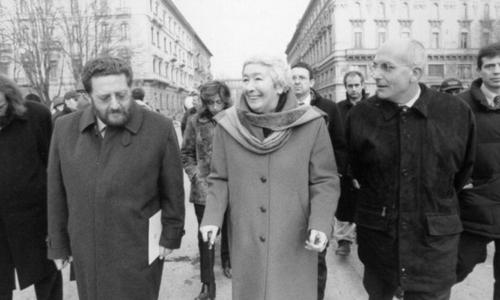 Gae Aulenti raccontata per Milano