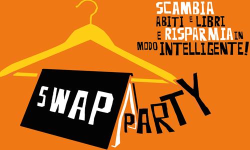 Mikamai, mica male lo Swap Party (fashion e libri a Milàn)