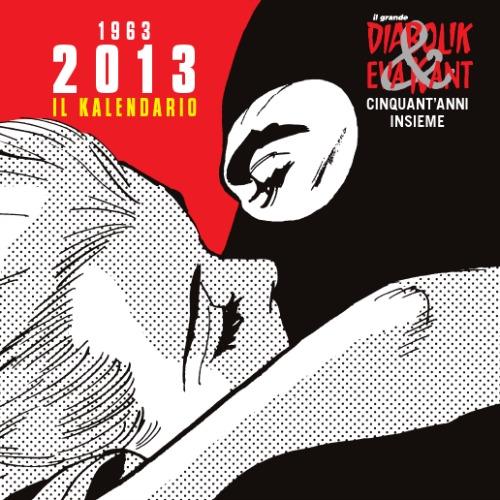 Calendario 2013, Diabolik fa colpo