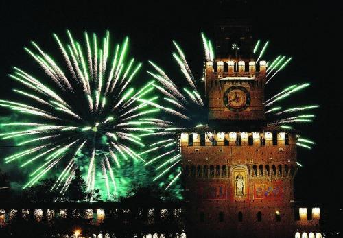 Capodanno 2013 Milano in Piazza