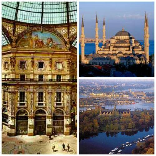 Milano ancora nella Top 10 delle mete europee