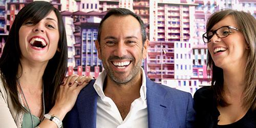 Cambio casa a Milano! Sì Al Fuorisalone con Andrea Castrignano