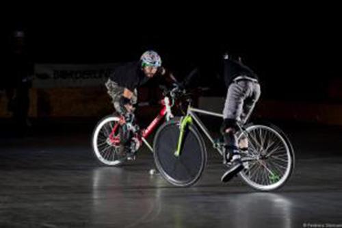 Milano Bike Polo: da Piazza San Fedele al film in New York