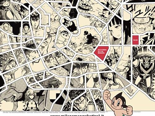 Milano Manga Festival: via alla prima edizione!