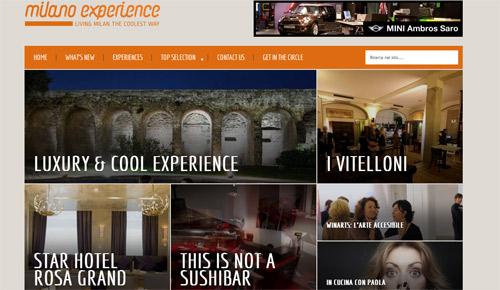 Milano Experience: storia, saperi ed esperienze made in Milàn