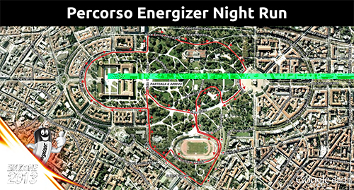 ATMA sciopera, Milano si Energizer Night Run!