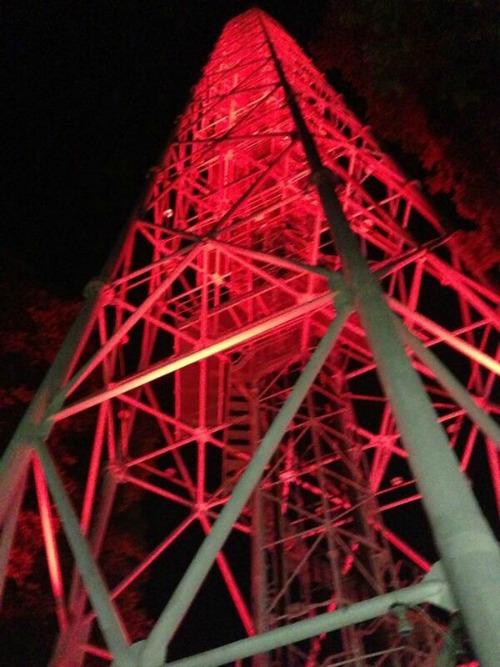 Vertigini futuriste: la città non è così Nascosta. Conoscete la Torre Branca?