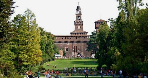 Castello Sforzesco: cuore di tutta l'estate 2013 a Milano