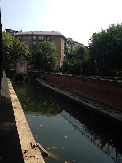 Quella Conca Del Naviglio Di Milano Che Non Voleva Navigar Per Fortuna