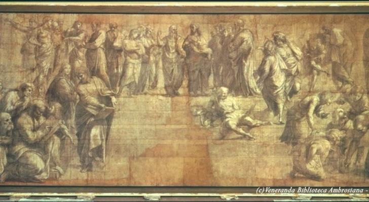 Cartoni Stanze Vaticane