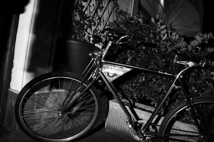Goodfellas Custom Bicycle Brigade
