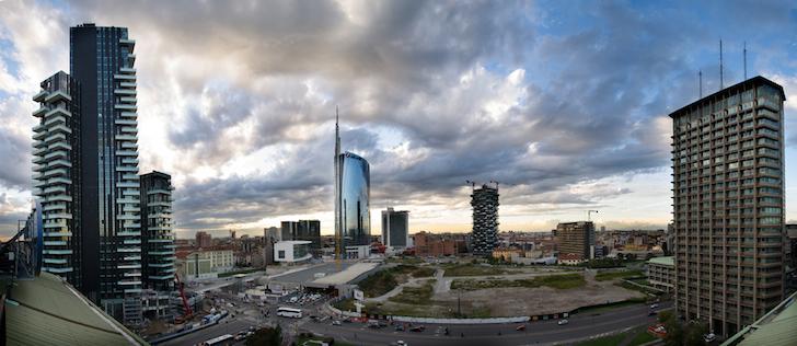 Fabio Bartalena - Look at what we built up MILANO
