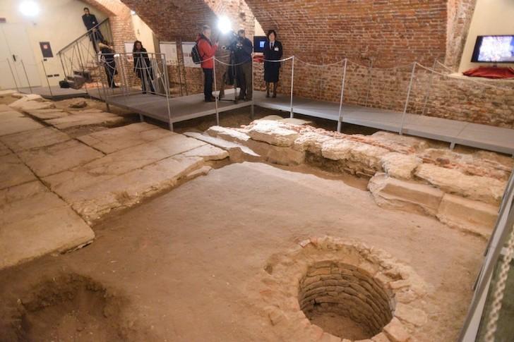 Foro romano di Mediolanum