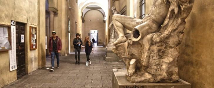 Un selfie danneggia il Fauno Barberini