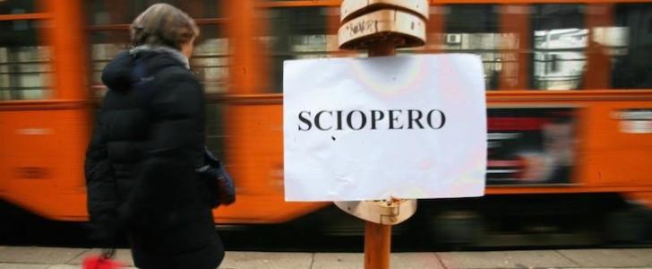 Mercoledì 24 giugno 2015 indetto sciopero del trasporto pubblico a Milano. Orari e aggiornamenti sulla situazione in città