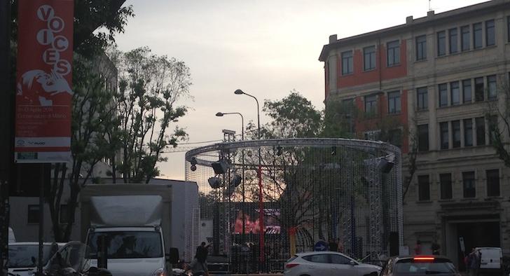 Cake Design Milano Via Tortona : Cartoline da Milano Design Week 2014: e se diventassimo ...