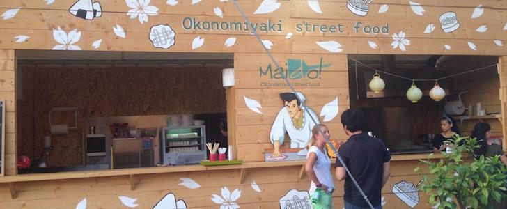 Il ristorante di Kiss Me Licia a Milano? E' uno street food giapponese in via Savona che avevamo già provato per voi!